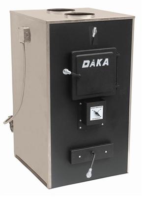 Daka Corporation Quality Built Wood Burning Furnaces Are